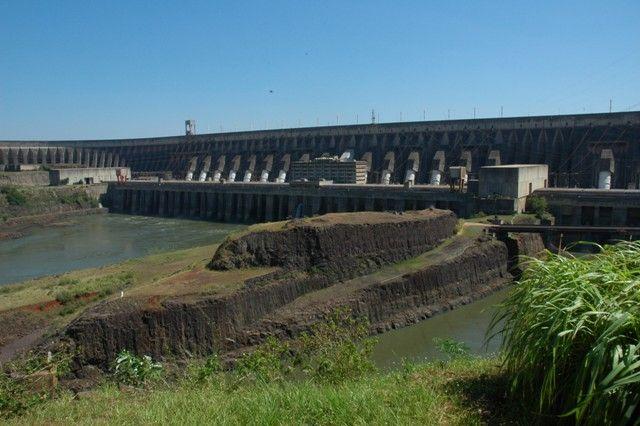 Zdjęcia: Itaipu, Granica Brazylii i Paragwaju, TAMA ITAIPU, BRAZYLIA