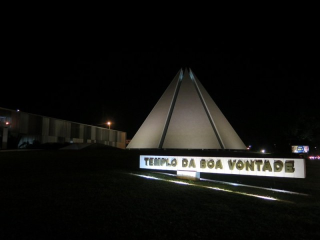 Zdjęcia: Brasília, Dystrykt Federalny, Świątynia Dobrej Woli, BRAZYLIA