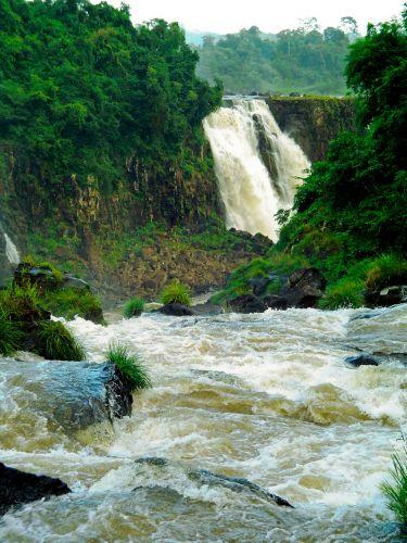 Zdjęcia: Iguazau Falls, Iguazu Falls, Rzeczka 2, BRAZYLIA