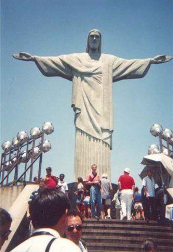 Zdjęcia: Rio de Janeiro, Zachodnia Brazylia, Corcovado, BRAZYLIA
