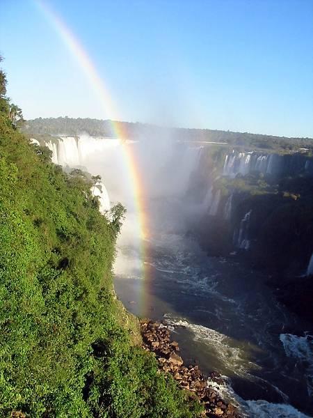 Zdjęcia: Wodospday Iguacu, Początek emocji, BRAZYLIA