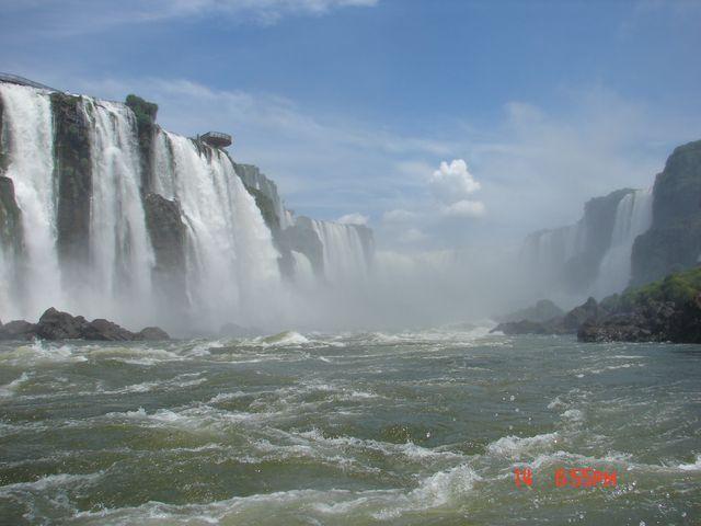 Zdjęcia: Foz de Iguazu, Foz de Iguazu, potęga wody, BRAZYLIA