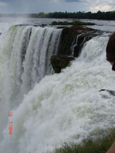 Zdjęcia: Foz de Iguazu, Foz de Iguazu, wodospad, BRAZYLIA