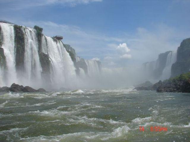 Zdjęcia: foz de Iguazu, Iguazu, wodospady Iguzau, BRAZYLIA
