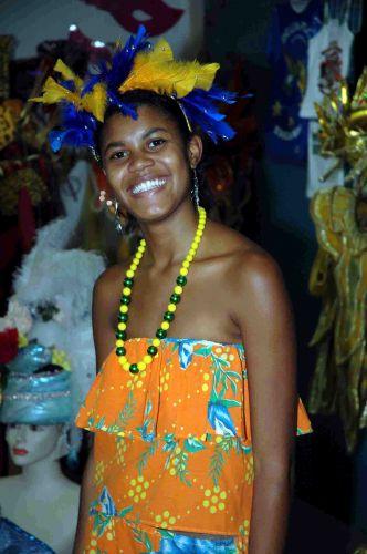 Zdj�cia: rio, przygotowania do karnawa�u, BRAZYLIA