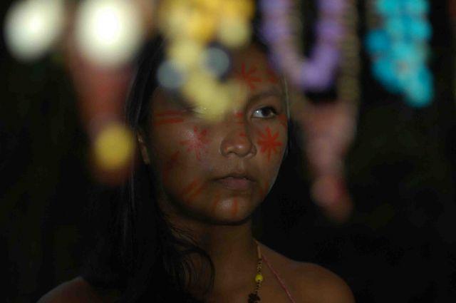 Zdjęcia: okolice Manaus, amazonia, senność..., BRAZYLIA