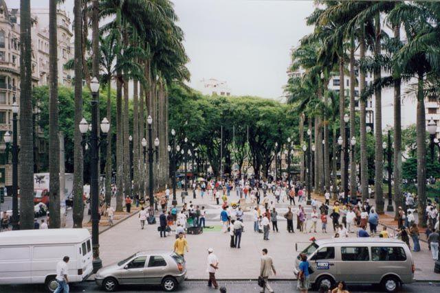 Zdjęcia: Sao Paulo, Plac przed katedrą, BRAZYLIA