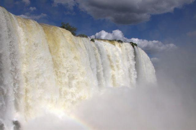 Zdjęcia: Foz De Iguazu, wielki szum, BRAZYLIA