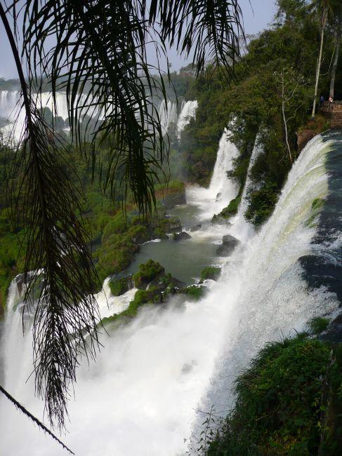 Zdjęcia: Foz do Iguacu, Wodospadek 2, BRAZYLIA