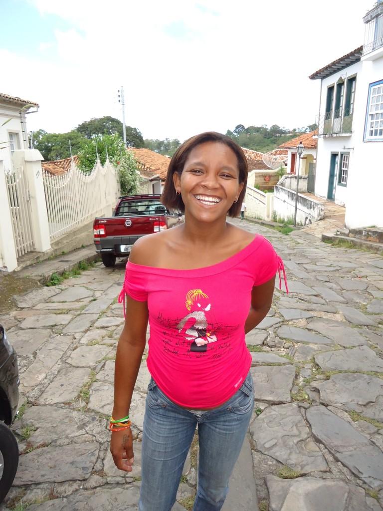 Zdjęcia: Diamantina, Minas Gerais, Brazylijki (4), BRAZYLIA