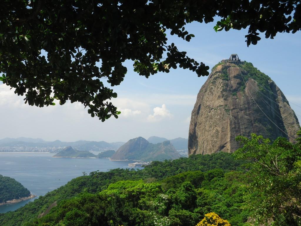 Zdjęcia: Rio de Janeiro, Rio de Janeiro, Głowa Cukru, BRAZYLIA