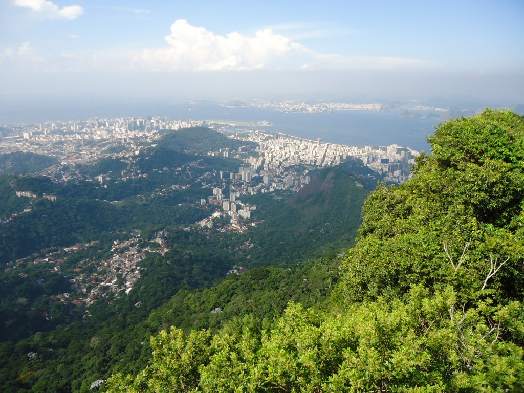 Zdjęcia: Rio de Janeiro, Rio de Janeiro, Panorama Rio, BRAZYLIA