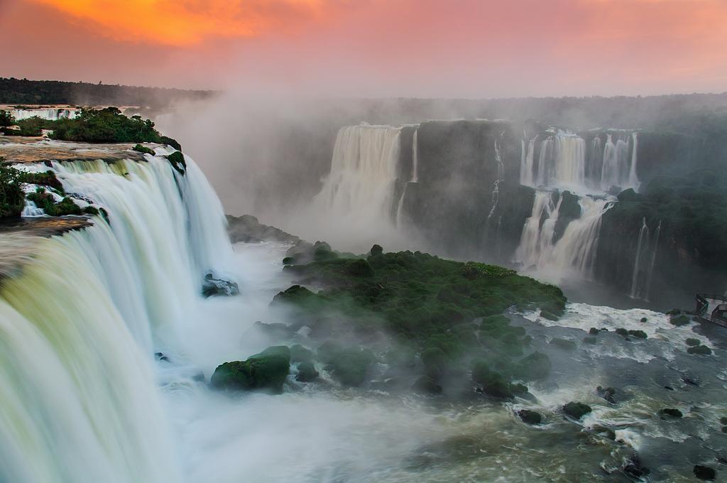 Zdjęcia: Iguazu, Cataratas dek Iguazu, 7 cudów świata v2, BRAZYLIA
