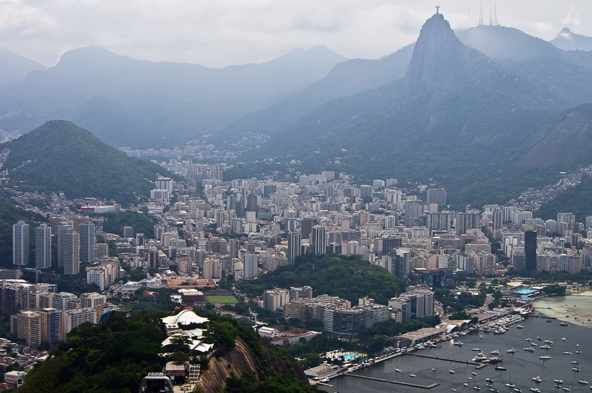 Zdjęcia: /, Rio de Janeiro, Wju na Rio, BRAZYLIA