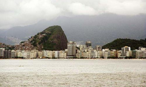 Zdjecie BRAZYLIA / - / Rio De janeiro / Panorama Rio