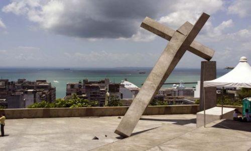 BRAZYLIA / - / Salvador De Bahia / Krzyz