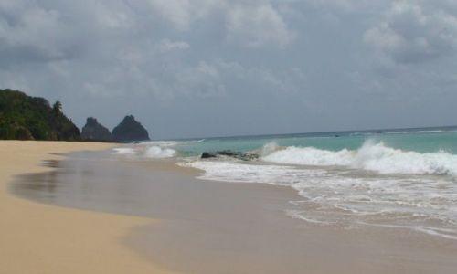 BRAZYLIA / - / Fernando de Noronha / ko�cowa cz�� rajskiej wyspy