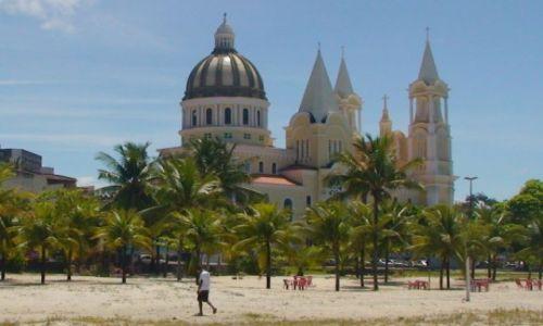 Zdjecie BRAZYLIA / Ilheus /Bahia / Brazylia /Ilheus Bahia / Katedra w Ilheu