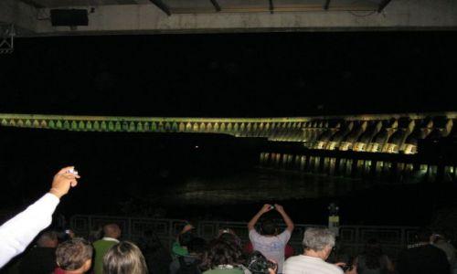 Zdjęcie BRAZYLIA / Brazylia / Rzeka Parana / Zapora wodna