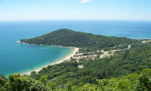 Zdjecie BRAZYLIA / Stan Santa Catarina / Plaża Laranjeiras / Balneario Cambo