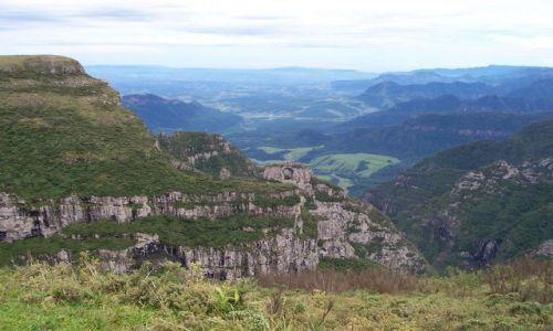 BRAZYLIA / Stan Santa Catarina / Serra Catarinense / Okolice Urubici