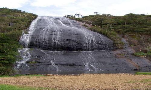 BRAZYLIA / Stan Santa Catarina / Serra Catarinense / Wodospad Veu de Noiva