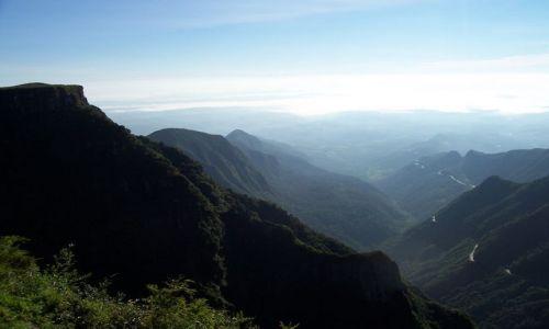 BRAZYLIA / Stan Santa Catarina / Serra Catarinense / Serra do Rio do Rastro