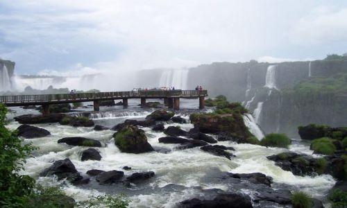 Zdjecie BRAZYLIA / Stan Parana / Foz do Iguacu / Foz do Iguacu