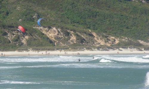 Zdjecie BRAZYLIA / Stan Santa Catarina / Florianopolis - Praia Mole / Praia Mole