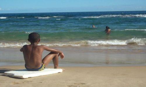 Zdjecie BRAZYLIA / Salvador / oceanicznie / większe marzenia