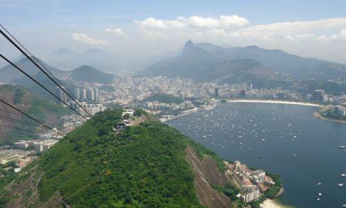 BRAZYLIA / Rio de Janeiro / Rio de Janeiro / Panorama Rio