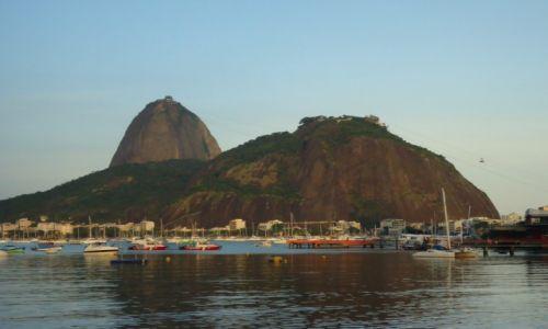 BRAZYLIA / Rio de Janeiro / Rio de Janeiro / Głowa Cukru (2)