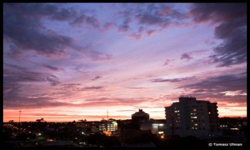 Zdjecie BRAZYLIA / Paraty / Curitiba / Zachód słońca -