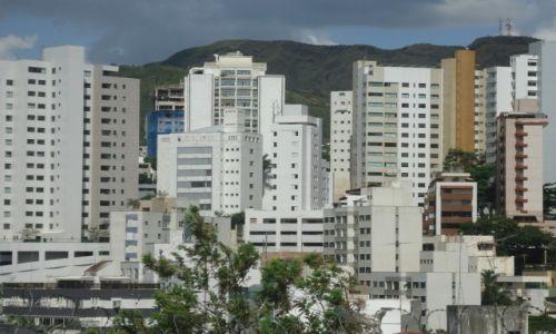 BRAZYLIA / Minas Gerais / Belo Horizonte / Panorama Belo Horizonte