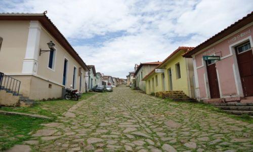 Zdjęcie BRAZYLIA / Minas Gerais / Congonhas / Urok kolonialnych miasteczek (2)