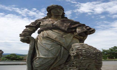 Zdjecie BRAZYLIA / Minas Gerais / Congonhas / Rzeźby Alejandinha (1)