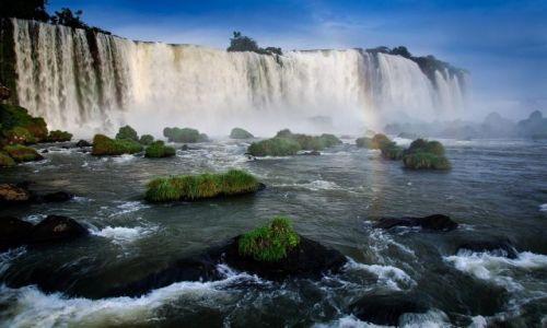 Zdjecie BRAZYLIA / Iguazu / Iguazu / 7 cudów świata