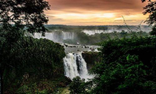 Zdjęcie BRAZYLIA / Cataratas dek Iguazu / Iguazu / To miejsce jest niesamowite