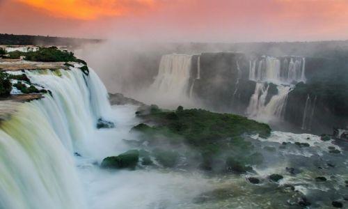 BRAZYLIA / Cataratas dek Iguazu / Iguazu / 7 cudów świata v2