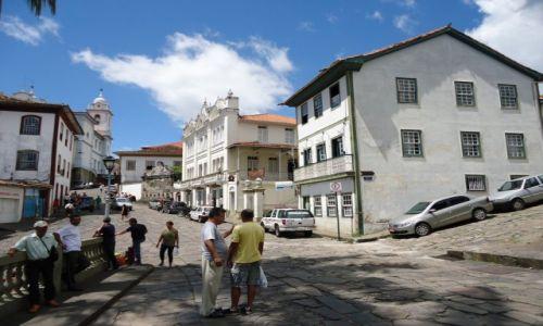 Zdjęcie BRAZYLIA / Minas Gerais / Diamantina / Diamantina  ...