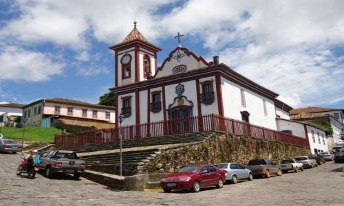 Zdjęcie BRAZYLIA / Minas Gerais / Diamantina / I weż tu zrób proste zdjęcie