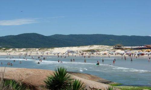 Zdjęcie BRAZYLIA / Południowa Brazylia / Florianopolis / Plaża Joaquina