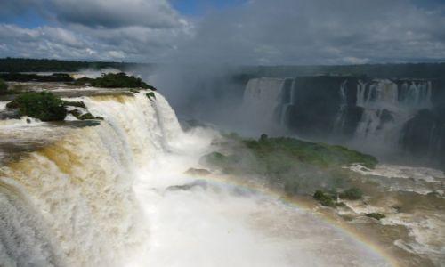 Zdjęcie BRAZYLIA / Parana / Foz do Iguacu / Moje Iguacu (1)