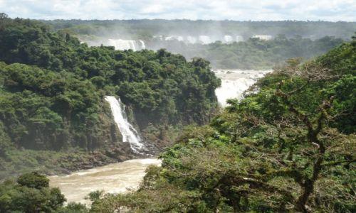 Zdjęcie BRAZYLIA / Parana / Foz do Iguacu / Moje Iguacu (2)