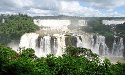 Zdjęcie BRAZYLIA / Parana / Foz do Iguacu / Moje Iguacu (4)