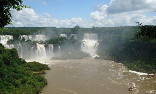 BRAZYLIA / Parana / Foz do Iguacu / Moje Iguacu (5)