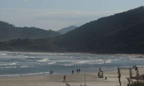 Zdjęcie BRAZYLIA / Santa Caterina / Florianopolis / Praia Galetha