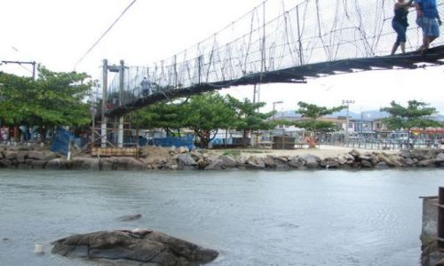Zdjecie BRAZYLIA / Santa Caterina / Florianopolis / Barra de Lagoa