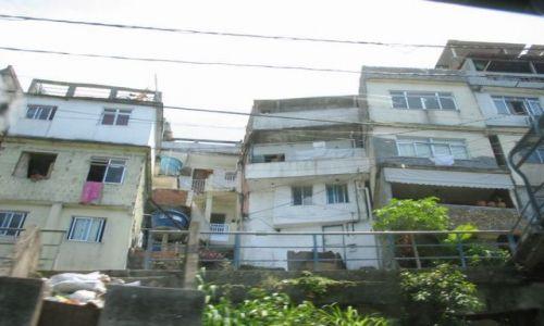 Zdjecie BRAZYLIA / Rio de Janeiro / Rocinha / Favela
