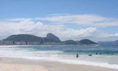 Zdjecie BRAZYLIA / Rio de Janeiro / Copacabana / Copacabana